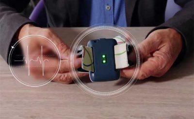 Nightwatch braccialetto monitoraggio attacchi epilessia