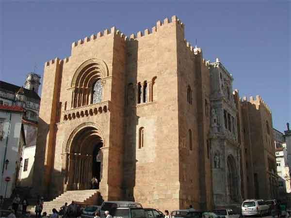 Antica Cattedrale di Coimbra