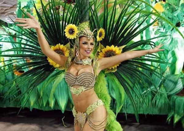 Carnevale 2019 Rio de Janeiro