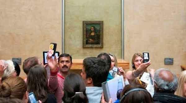 Museo selfie