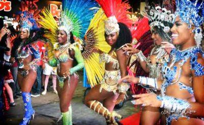 Carnevale scuola di samba