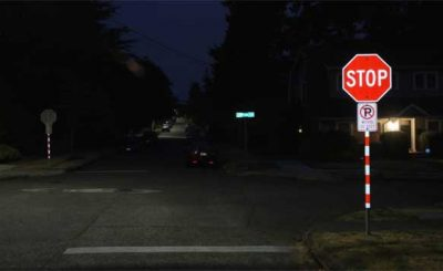 Stop segnale intelligente