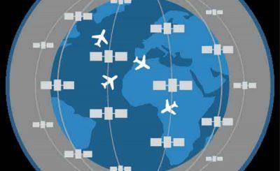 Aireon traffico aereo