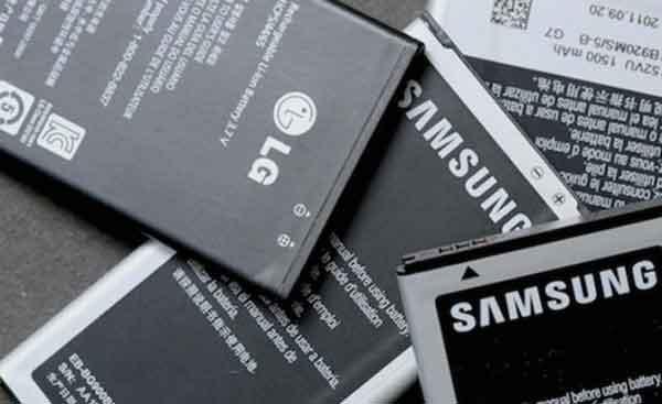 Batterie cellulari