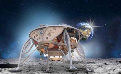 Beresheet sonda lunare