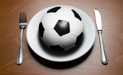 Dieta del calciatore