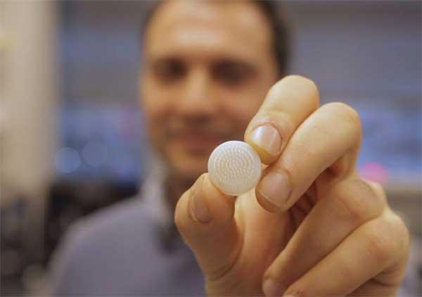 La stampa 3D consente la coltivazione di capelli umani in una Piastra di Petri