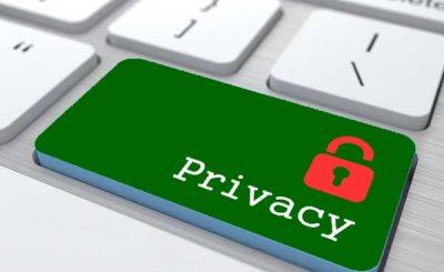 Privacy tasto