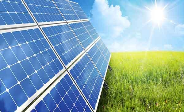 Modello Energia solare