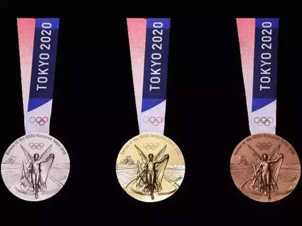 Medaglie olimpiche Tokyo 2020