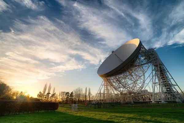 Osservatorio britannico Jodrell Bank