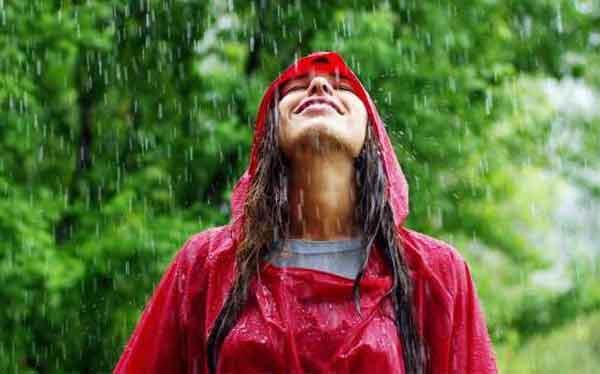 odore di pioggia