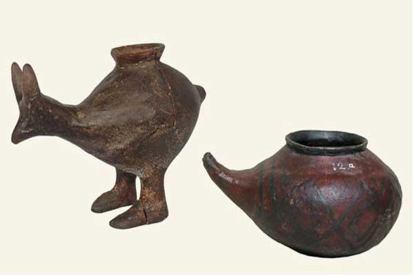 Antichi biberon