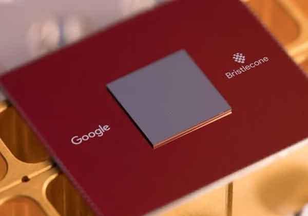 Google Bristlecone cip quantistico a 72 qubit