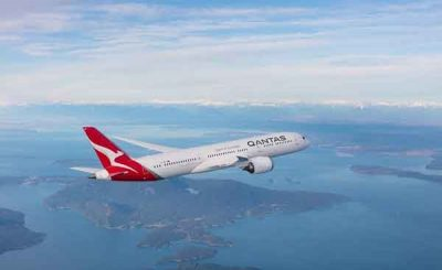 Quantas compagnia aerea australiana
