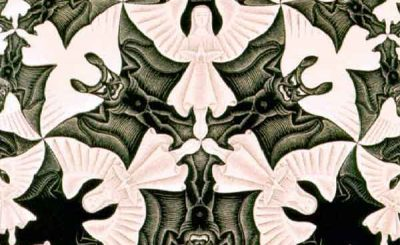 Angeli e demoni Maurits Cornelis Escher