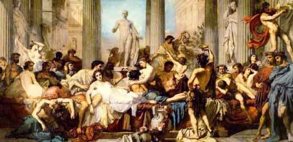 Antica Roma Dna popolazione