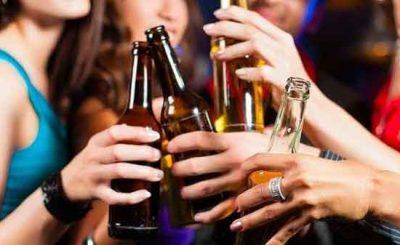 Consumo alcol e droga