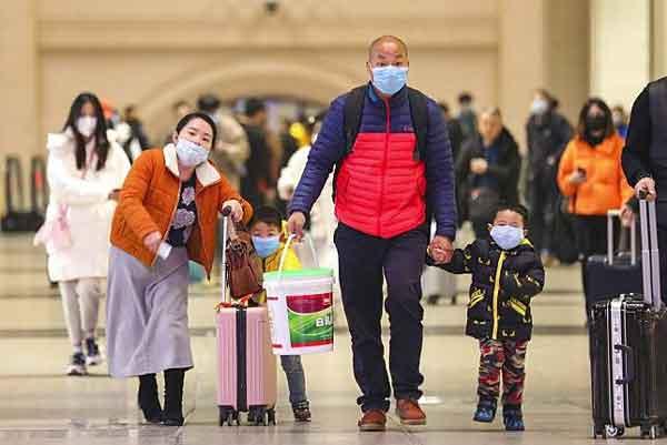 Coronavirus 2019-nCoV Cina