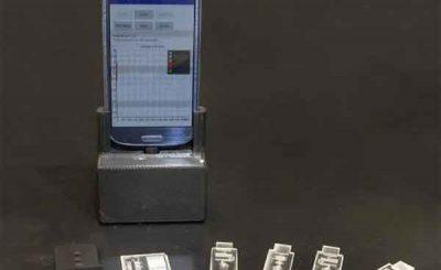 Dispositivo smartphone rileva il coronavirus