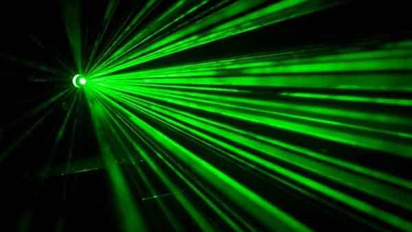 Trasmissione laser internet