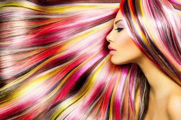 Tintura capelli melanina sintetica
