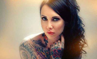 Tatuaggio senza ago