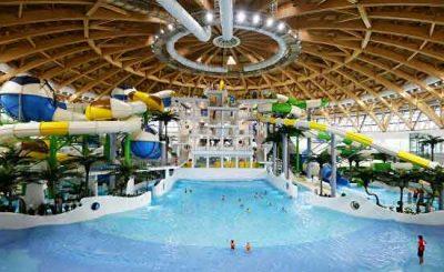 Parco acquatico Aquamir a Novosibirsk