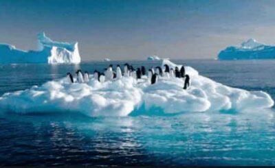Ghiacciaio Polo Sud