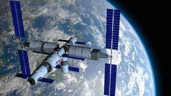 Stazione spaziale Tiangong