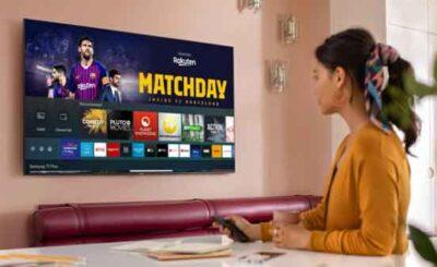 Samsun TV Block